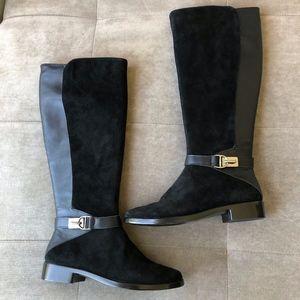 NIB - Suede Boots